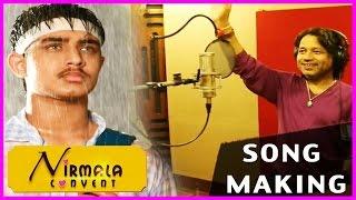 Nirmala Convent Mundu Nuyya Song Making Video - Srikanth Son Roshan ,Kailash Kher