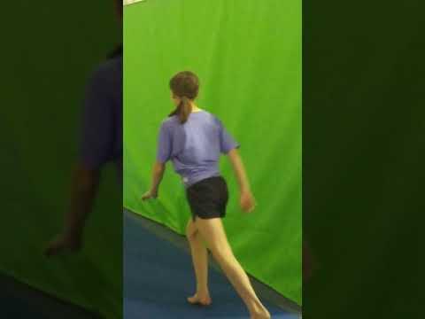 Gymnastics show roanoke academy 😘