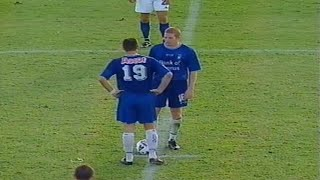 NSL 2001/2002 Finals - Minor Semi-Final: Olympic Sharks Vs South Melbourne