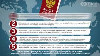 44 ФЗ и 223 ФЗ - основные положения