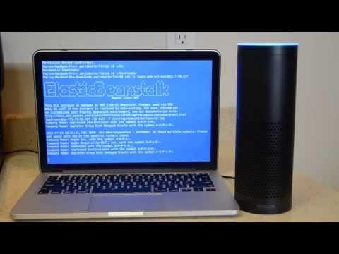 Stocks for Amazon Echo: Demo and Code Walk Through