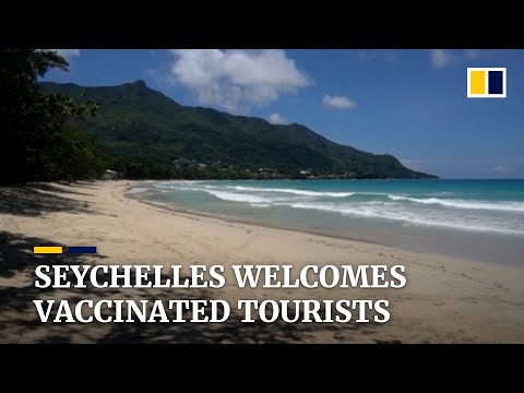 Seychelles welcomes tourists with Covid-19 vaccinations, allowing them to skip quarantine