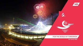 Hanoi 2003 SEA Games - Bùi Quang Nhật - For the World of Tomorrow | Official Theme Song