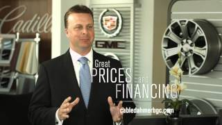 Cable Dahmer Buick GMC Cadillac Commercial