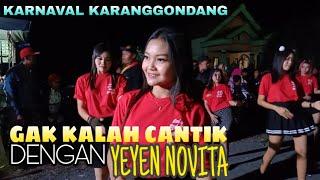 Gak Kalah Cantik Dengan Yeyen Novita    Karnaval Karanggondang Udanawu Blitar