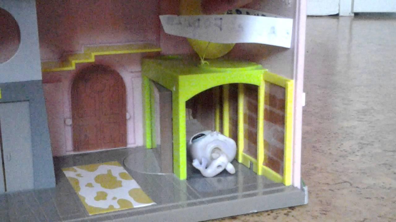 Comment Faire Une Maison En Carton