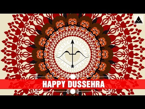 Wish You All A Happy Dussehra    Subho Bijoya Dashami    Whatsapp Status Video