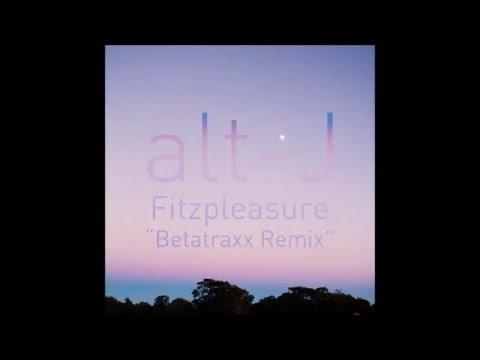 alt-J - Fitzpleasure (Betatraxx Remix) (Guitar Part)
