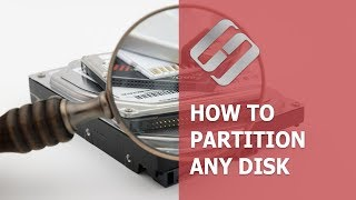 How to Partition an HDD, SSD, Memory Card or USB Drive 💻🖴👨‍💻
