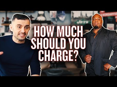 How to Determine How Much to Charge for Your Marketing Services   #AskGaryVee with Kai Greene