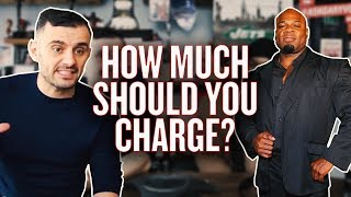 How to Determine How Much to Charge for Your Marketing Services | #AskGaryVee with Kai Greene