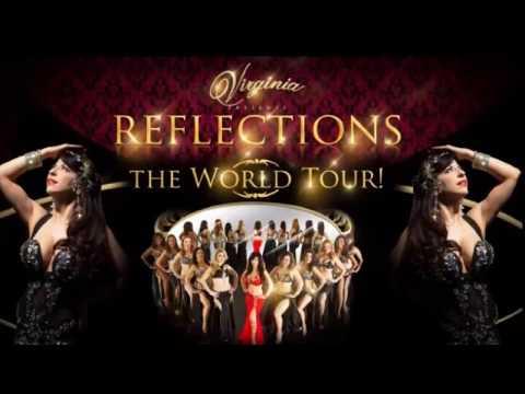 Virginia's Reflections Bellydance Theater World Tour