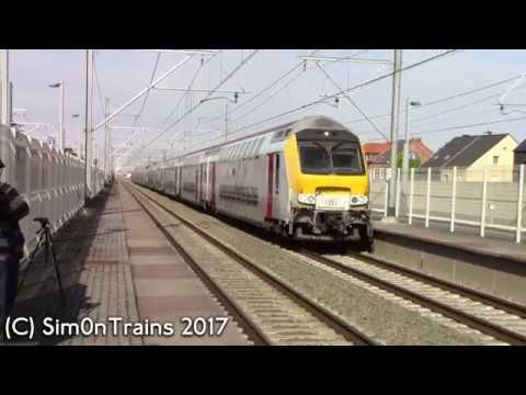 Line 36 to Midi (Benelux Part 3) (14th May 2017)