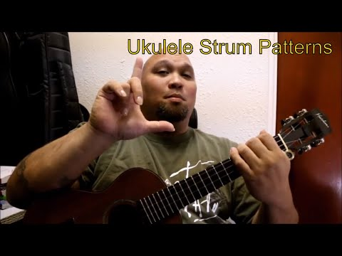 Learn to Strum the Ukulele the Hawaiian way