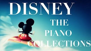 Gambar cover DISNEY | The Piano Collections | Arranged by Sam Yung