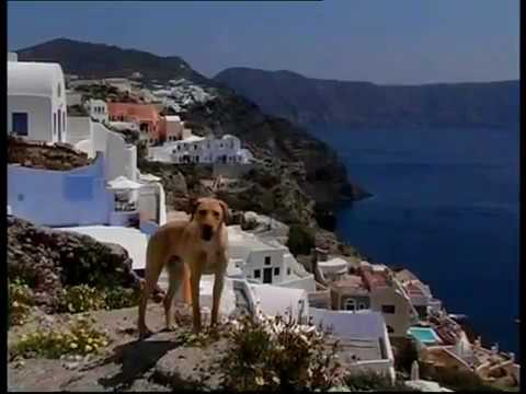 Santorini island, Cyclades, Greece (from Ecotourism-Greece.c