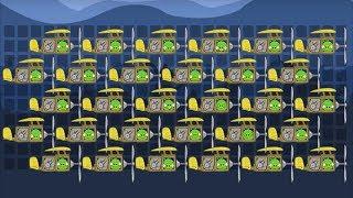 Bad Piggies - ARMY AIRCRAFT COMBAT MILITARY EXERCISES!