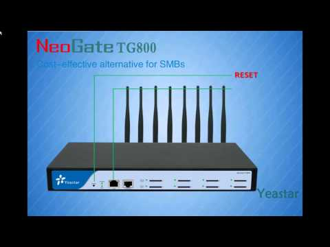 Yeastar Call Termination System Promotion