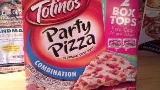 sAs PizzaNight!: Totino