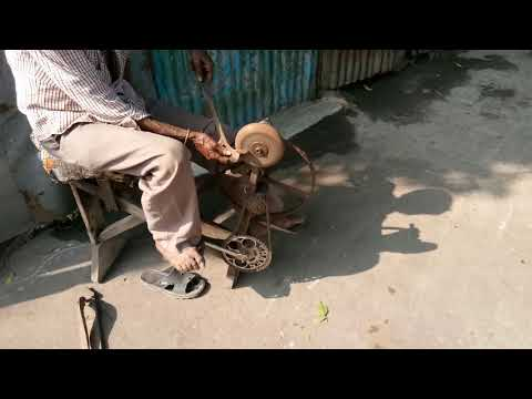 Latest churi bangle making at home I Easy and Simple bangles I thumbnail