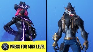 HOW TO LEVEL UP FAST in FORTNITE SEASON 6! FASTEST WAY TO UNLOCK MAX LEVEL DIRE and CALAMITY!