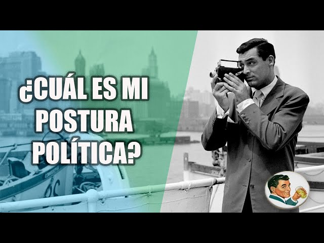 ¿Cuál es mi POSTURA POLÍTICA? 🤔