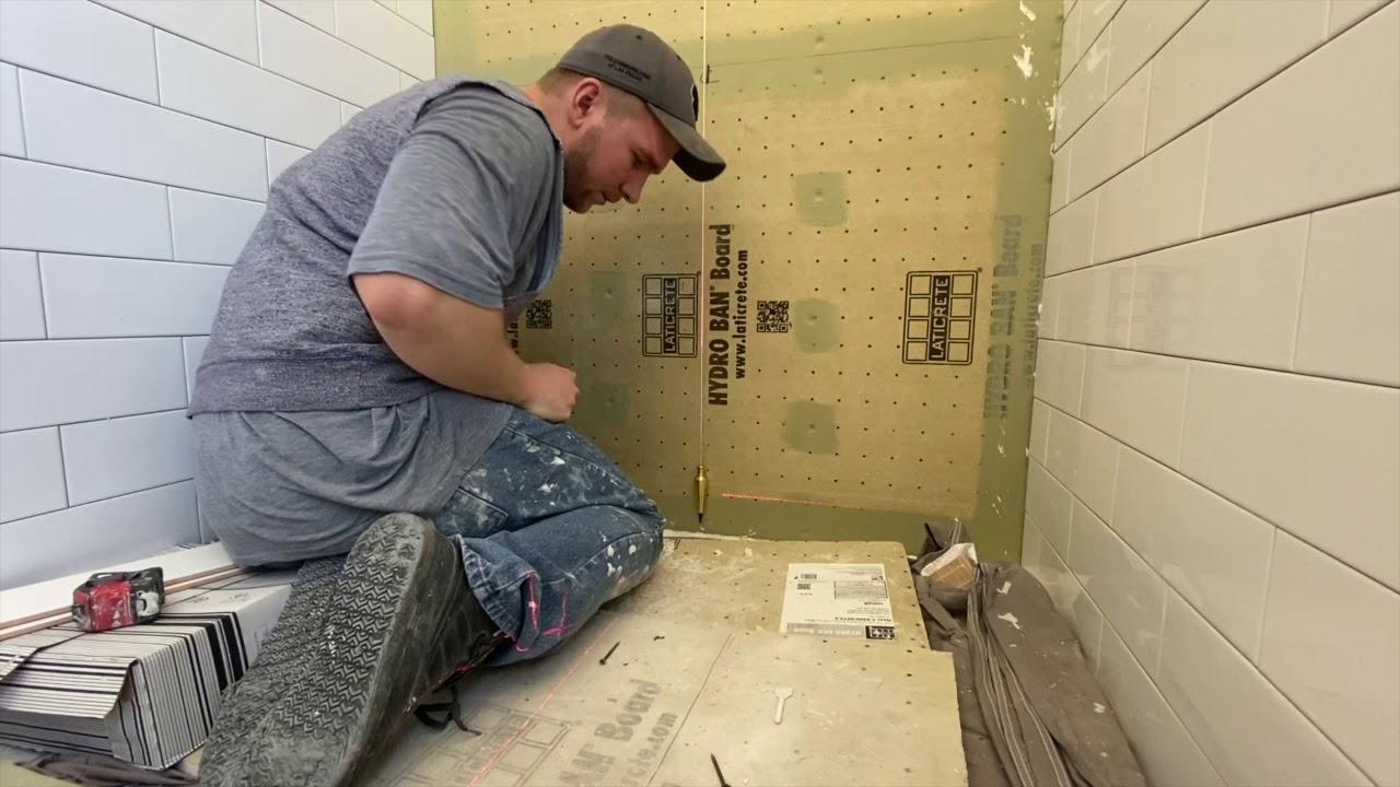 Download 4x12 Subway Tile | Tile Installation | Plumb Bob