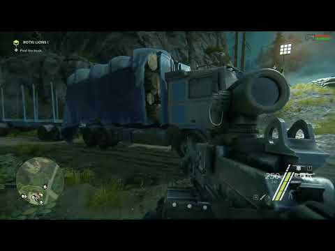 Sniper Ghost Warrior 3 - Capt Dorofey Ketsba || Most Wanted Target || Side Mission || Gaming is Duty |