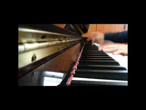 야매피하노 아이유 분홍신 피아노 (The Red Shoes - IU piano version) 15 years old