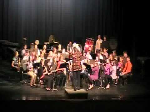 Air for Band Frank Erickson performed by the Pekin Middle School Band