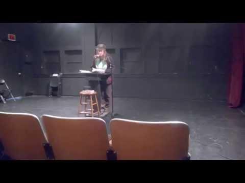 Kleft Jaw: Lindsey Thomas at Beyond Baroque