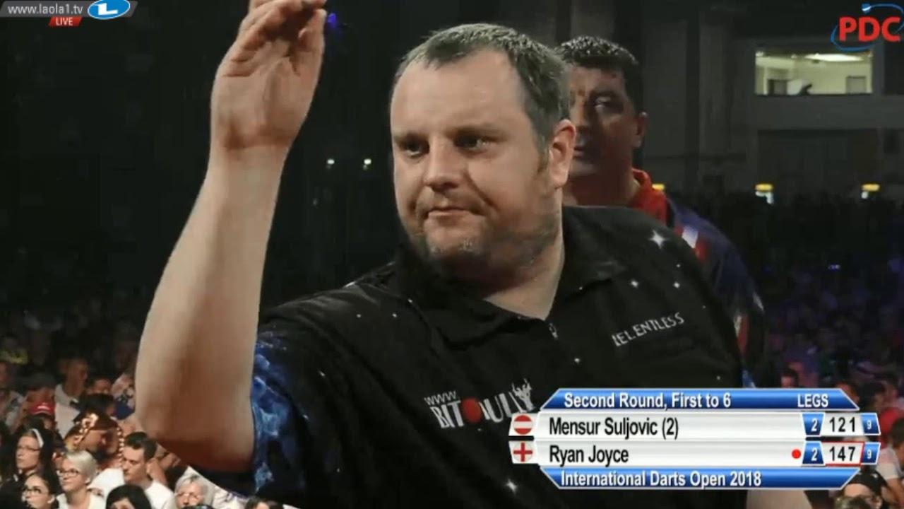 Ryan Joyce Darts
