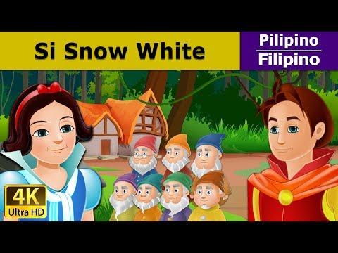 Si Snow White at ang Pitong Duwende   Kwentong Pambata   Mga Kwentong Pambata   Filipino Fairy Tales