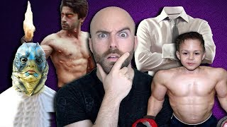 10 People with Unexplainable Powers