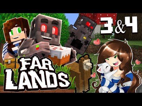 Minecraft Far Lands w/ Stacy Episode 3 & 4: Rusty Mistake