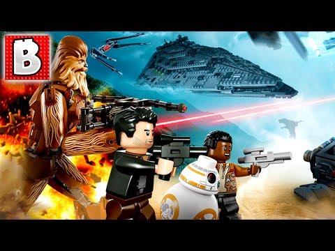 LEGO Reveals First Star Wars Last Jedi Set Image FINALLY! SO LATE | Lego News