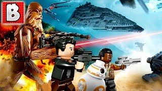 LEGO Reveals First Star Wars Last Jedi Set Image FINALLY! SO LATE | Lego News