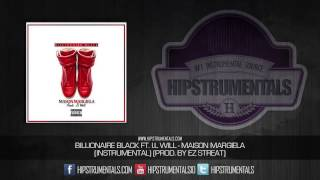 Billionaire Black FT. I.L Will - Maison Margiela [Instrumental] (Prod. By Ez Streat)