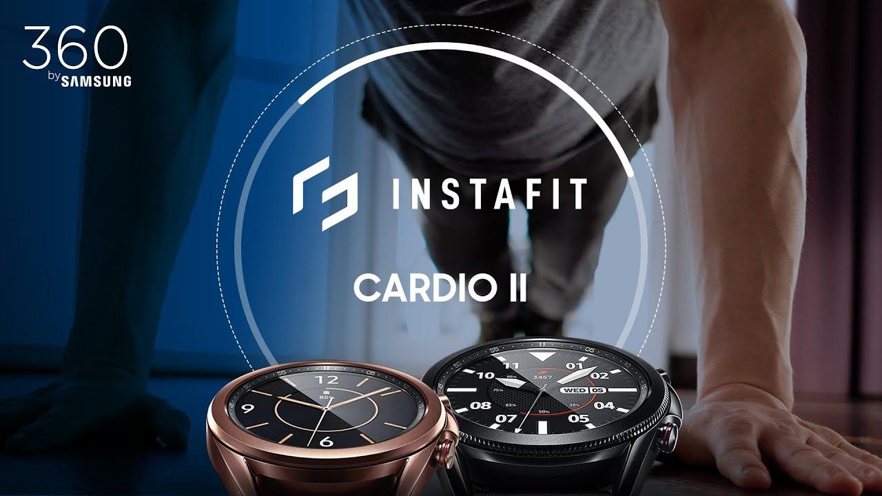 Samsung | InstaFit | Rutina Cardio II