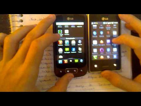 LG Optimus One vs LG Optimus L3
