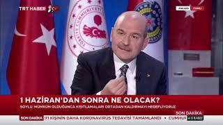 TRT Haber Özel Canlı Yayın 1. Kısım