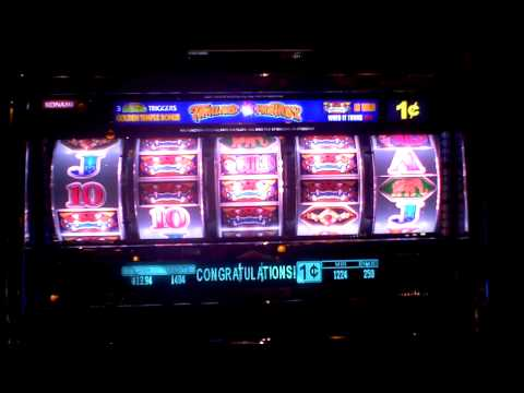 Slot line hit on Thailand Fantasy at Sands Casino in Bethlehem, PA