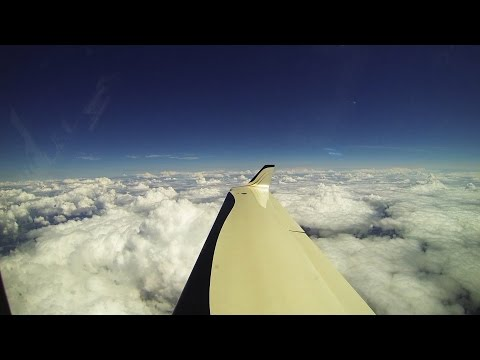 Lancair Turboprop | Texas to Arkansas | 17,500ft
