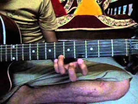 Aashiqui 2 theme song on guitar by anand