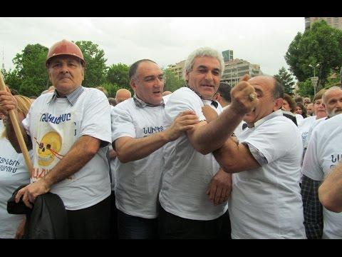 Ереван: против подорожания электроэнергии