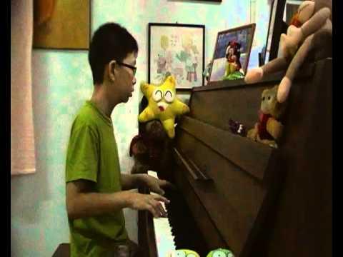 มากกว่ารัก เปียโน-piano by Blessing