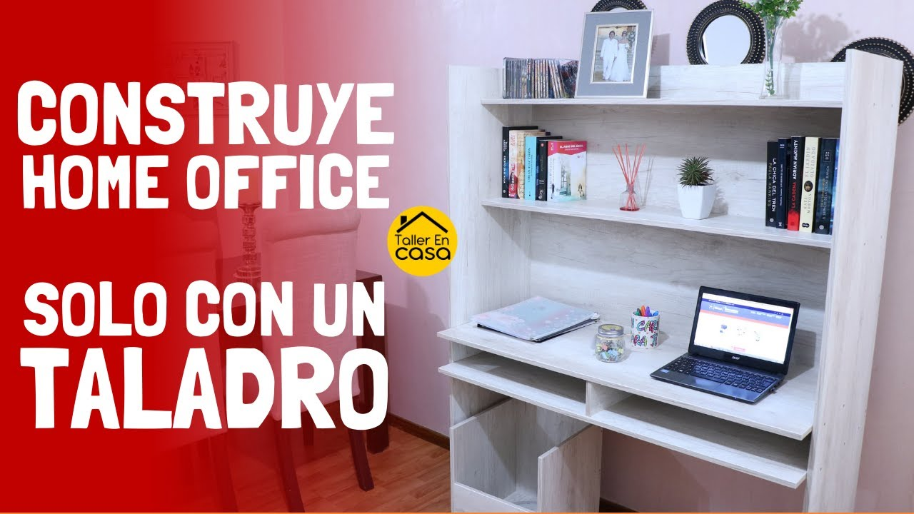 Como hacer Home office, PDF planos gratis