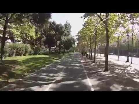 Bike Barcelona - UPC - Calàbria, Eixample