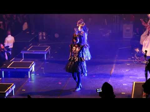 BABYMETAL FDTD The Palladium side fancam