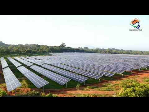 10 MW Solar Plant in Sri Lanka